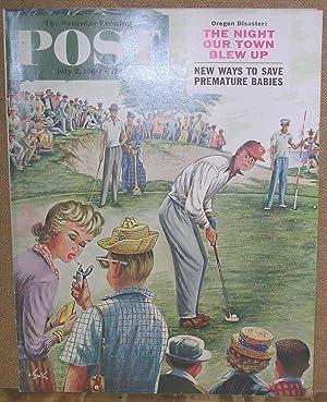 The Saturday Evening Post: July 2, 1960: Hibbs, Ben. Editor