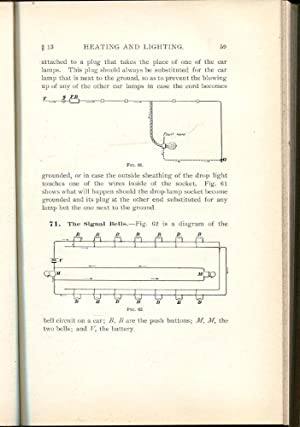 A TEXTBOOK on ELECTRIC STREET-CAR RUNNING, VOLUMES 1 & 2: International Correspondence School