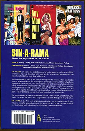 Sin-A-Rama: Daley, Brittany & Others. Editors