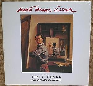 Everett Raymond Kinstler: Fifty Years-An Artist's Journey: Kinstler, Everett Raymond