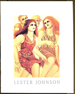 Lester Johnson: Selected Paintings, 1970-1986: Chew, Paul A.