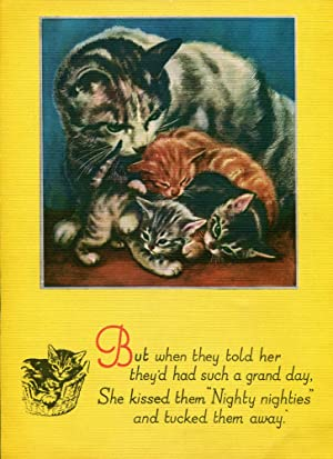The Three Naughty Kittens: Martin, Winifred (Illustrator)