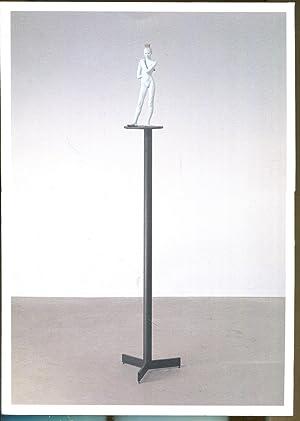Twenty-One Figures by Robert Graham: Graham, Robert