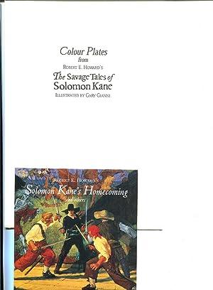 The Savage Tales Of Solomon Kane: Howard, Robert E.
