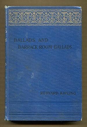 Ballads and Barrack- Room Ballads: Kipling, Rudyard