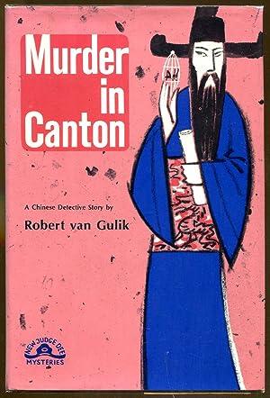 Murder In Canton: Van Gulik, Robert