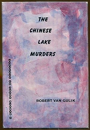 The Chinese Lake Murders: Van Gulik, Robert
