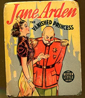 JANE ARDEN AND THE VANISHED PRINCESS: Ross, Russell