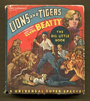 CLYDE BEATTY, LIONS AND TIGERS: Anthony, Edward