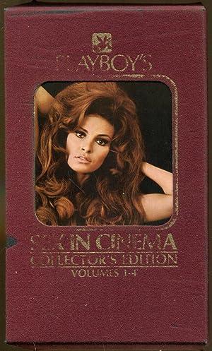 Playboy's Sex in Cinema: Four Volume Set: Knight, Arthur &