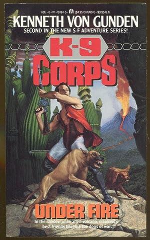 K-9 Corps: Under Fire: Von Gunden, Kenneth