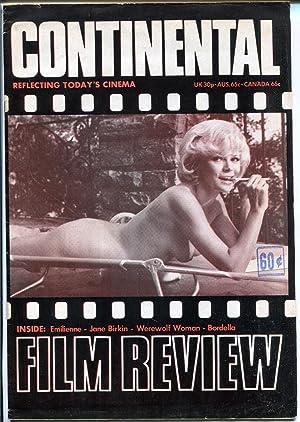 CONTINENTAL FILM REVIEW No. 282: April, 1976: Misc.