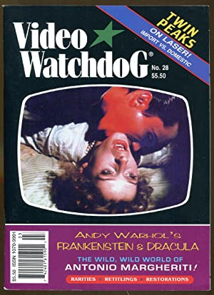 Video Watchdog No. 28: Lucas, Tim and
