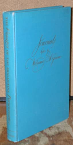 The Journals of Welcome Arnold Greene: The: Greene, Howard and