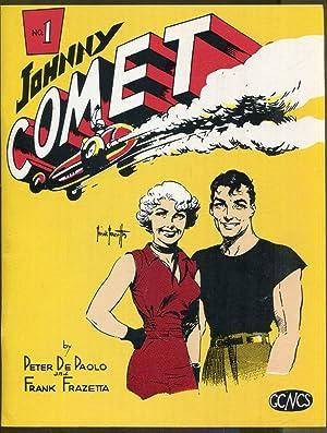 Johnny Comet No. 1: De Paolo, Peter
