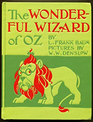 The Wonderful Wizard Of Oz (Signed By: Baum, L. Frank