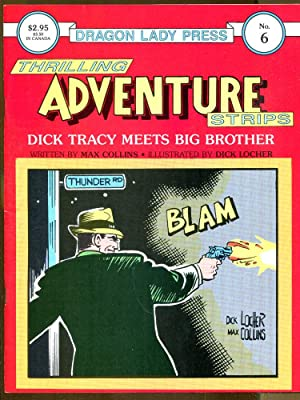 Thrilling Adventure Strips No. 6: Dick Tracy Meets Big Brother