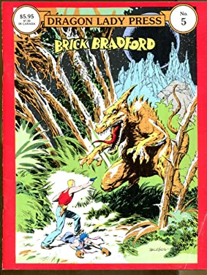 Brick Bradford: Dragon Lady Press No. 5: Gary, Clarence