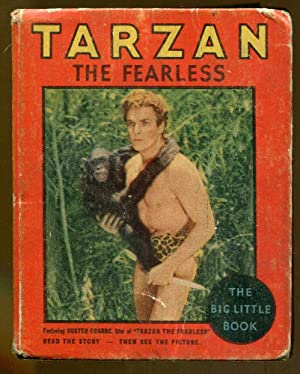 Tarzan the Fearless: Burroughs, Edgar Rice