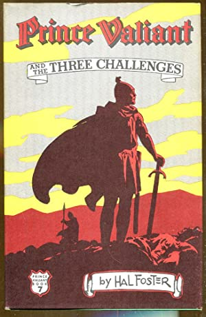 Prince Valiant and the Three Challenges (Vol.7 in Series)