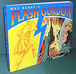 Mac Raboy's Flash Gordon Volume Four