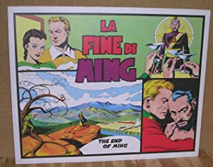 Flash Gordon: The End of Ming