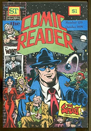the Comic Reader Number 173