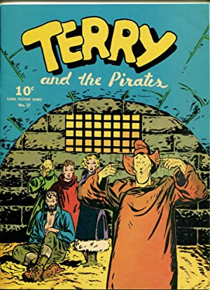 Terry and the Pirates: Large Feature Comic No. 27