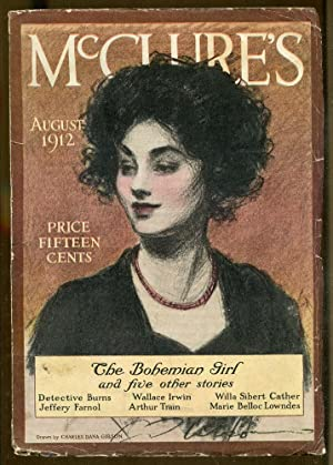 McClure's Magazine: August, 1912: McClure, S. S.