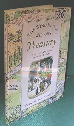 The Wind In The Willows Treasury: Grahame, Kenneth