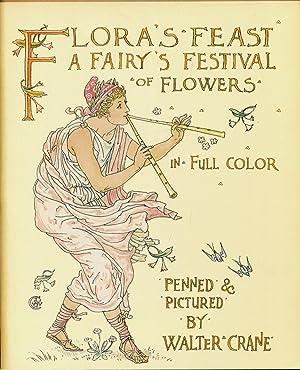 Flora's Feast, A Fairy's Festival of Flowers: Crane, Walter