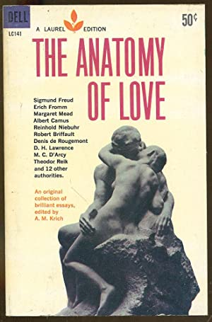 Krich A M Editor The Anatomy Of Love Abebooks