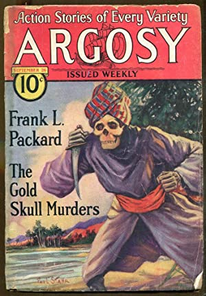 Argosy: September 26, 1931: Argosy Editors