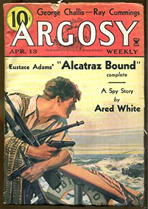 Argosy Weekly: April 13, 1935: Argosy Editors.