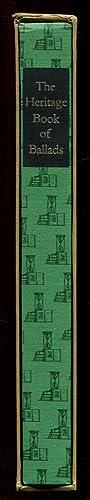 The Heritage Book of Ballads: Leach, MacEdward (Editor)