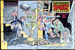 Will Eisner's Spirit Magazine No. 39