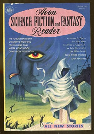 Avon Science Fiction and Fantasy Reader No. 1