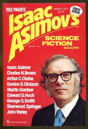 Isaac Asimov's Science Fiction Magazine: Spring, 1977