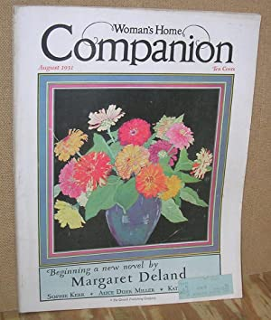 WOMAN'S HOME COMPANION: August, 1931