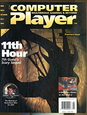 Computer Player: Multi-Media Gaming & Beyond-Premiere Issue