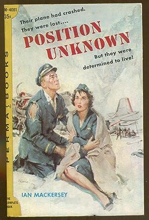 Position Unknown: Mackersey, Ian