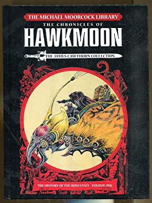 The Michael Moorcock Library: The Chronicles of Hawkmoon-The History of the Runstaff Volume One