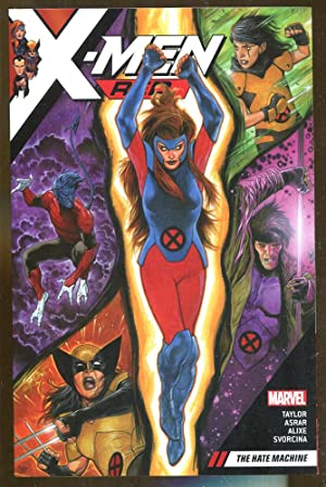 X-Men Red: The Hate Machine