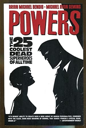 Powers Volume 12: The 25 Coolest Dead Superheroes of All Time