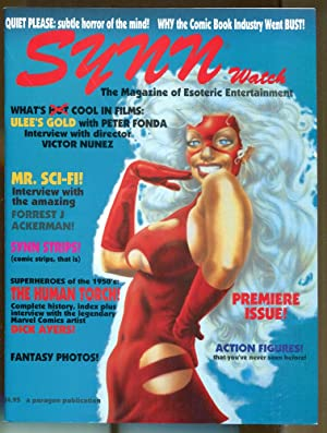 Synn Watch: The Magazine of Esoteric Entertainment-Premiere Issue