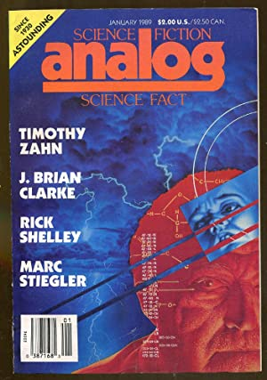 Analog: Science Fiction/Science Fact January, 1989