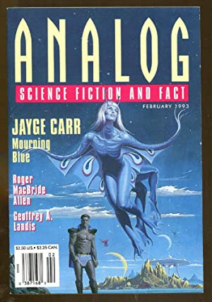 Analog Science Fiction and Fact: February, 1993