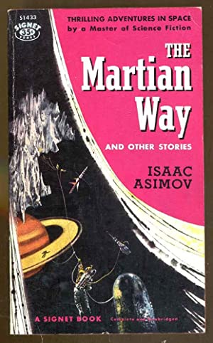The Martian Way and Other Stories.