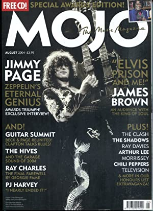 Mojo Issue 129: August, 2004
