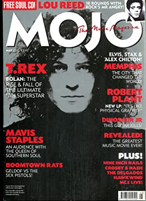 Mojo Issue 138: May, 2005